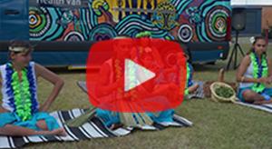 Torres Strait Islander Dance