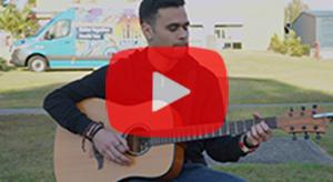 Torres Strait Islander musician Likiki Millett