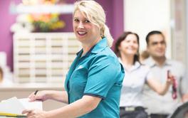 Nursing and midwifery careers
