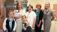 Milk bank gives gift of life at Caboolture
