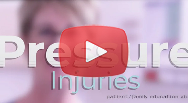 Pressure Injury, patient & family
