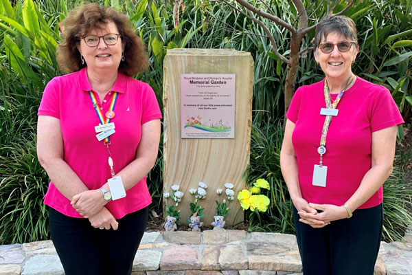 RBWH offers special memorial for early pregnancy loss