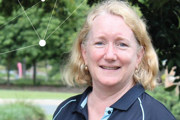 Brighton Health Campus Senior Physiotherapist Dr Ann Rahmann