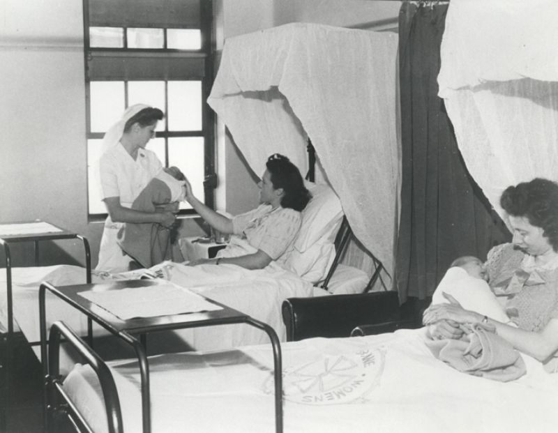 1940 Intermediate ward