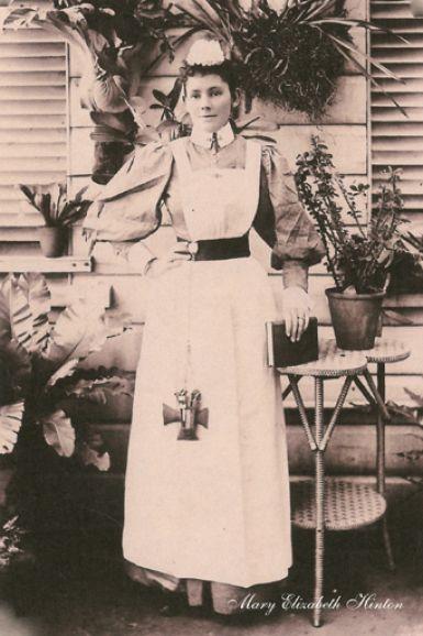 1897 Nurse Mary Elizabeth Hinton