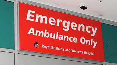 RBWH Emergency