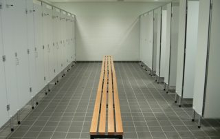 RBWH Cycle Centre - showers