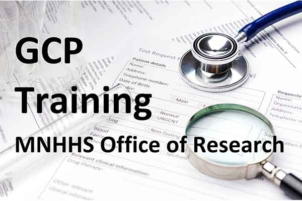 Good Clinical Practice (GCP) Training