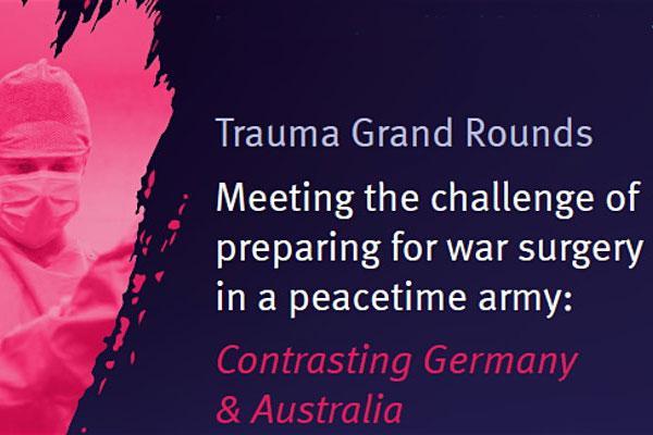 Trauma Grand Rounds Royal Brisbane And Women S Hospital