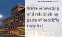 Redcliffe Hospital renovation and refurbishment