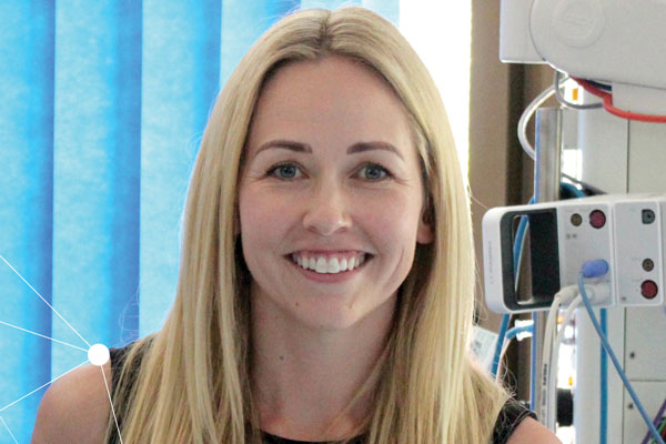 Image of Alicia Wiese Intensive Care Unit Dietician