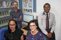 Image of TPCH Sleep Dementia Research Team