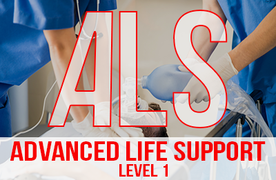 Advanced Life Support Level 1 Course