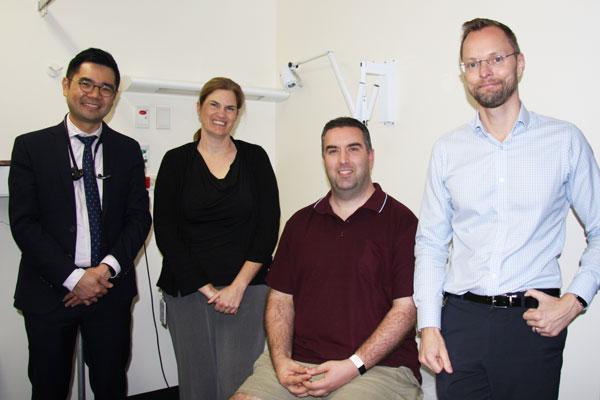 Members of TPCH Cardiac Genomics team