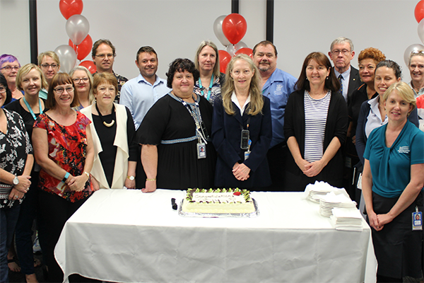 Redcliffe recognises combined 2,425 years of service