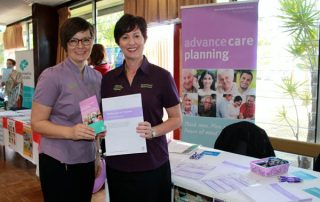 Advance Care planning Rebecca Taylor and Michele Linton