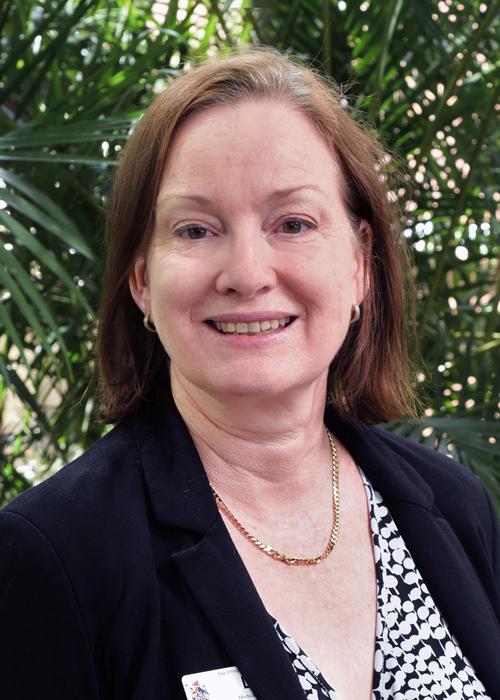 Dr Elizabeth Rushbrook