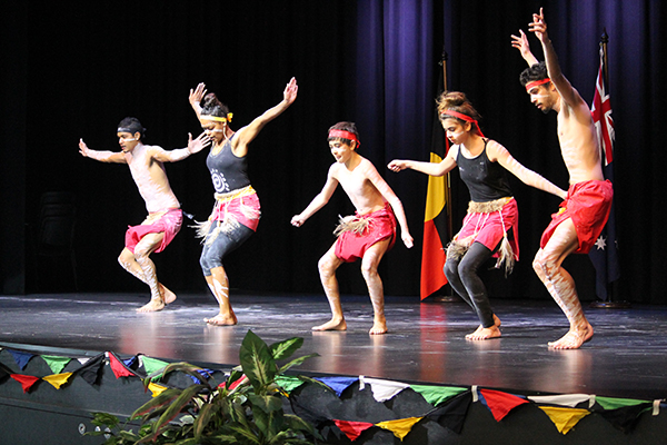 The Gubbi Gubbi dancers will perform at the celebration and deliver dance workshops for families throughout the day.