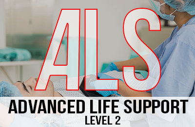 Advanced Life Support Level 2 Course