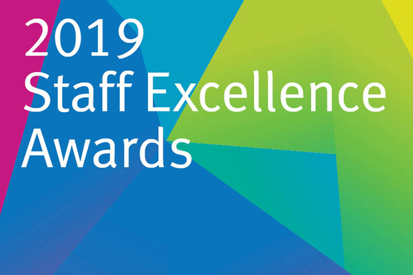 Staff Excellence Awards 2019