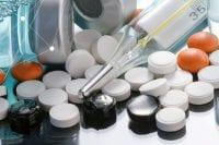 Drug administration image