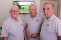 Image of Gilbert Nielson, Robert Perkins and Stephen Dunchouk