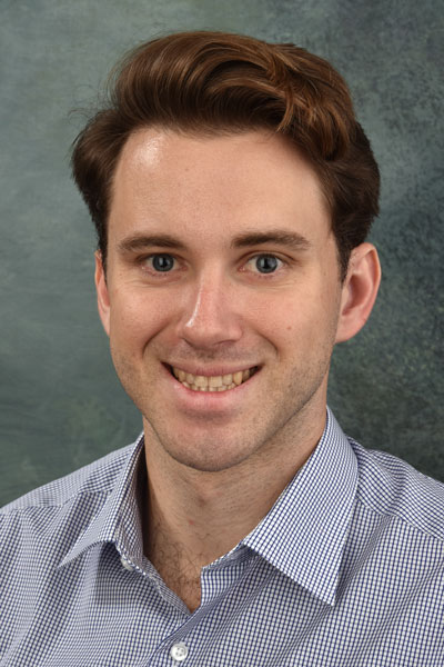 Image of Dr Andrew Foster