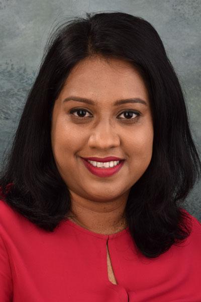 Image of Dr Shahera Banu