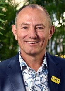Chief Wellbeing Officer, Bruce Sullivan
