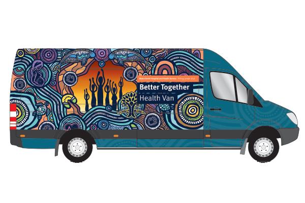 Better Together Health Van