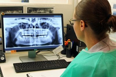 The roll out of digital technology is enhancing the care provided in our mobile dental and adult clinics across Metro North.