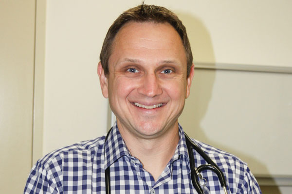 Dr Dale Murdoch - The Prince Charles Hospital, Interventional Cardiologist