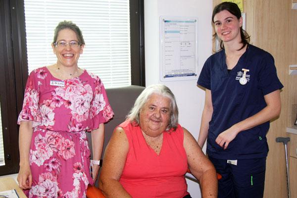 GEM@home patient Jenny Morris